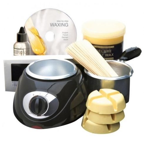 Rio Beauty CWAX2 Total Body Waxing gyantázó készlet