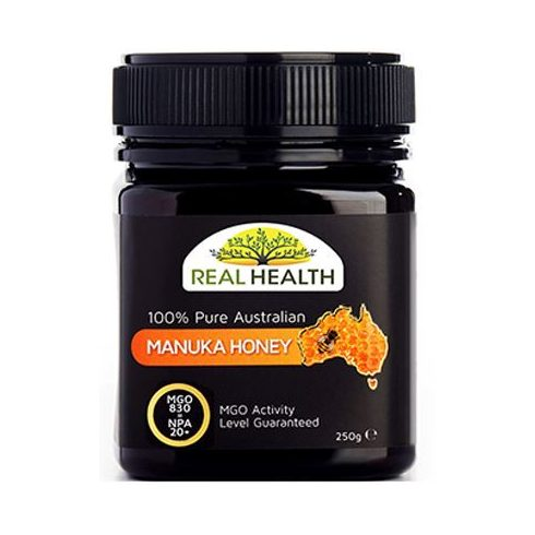 Real Health Manuka méz MGO 830