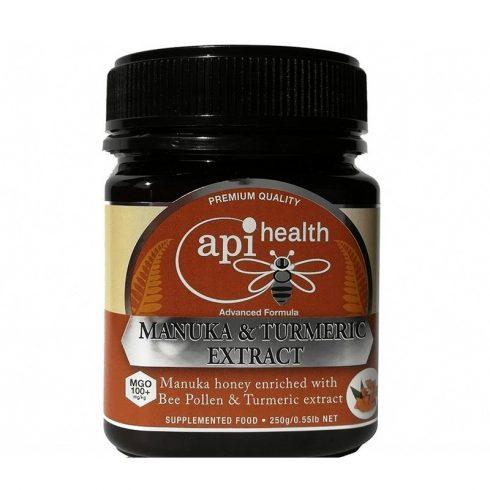 ApiHealth manuka méz kurkuma kivonattal 250 g