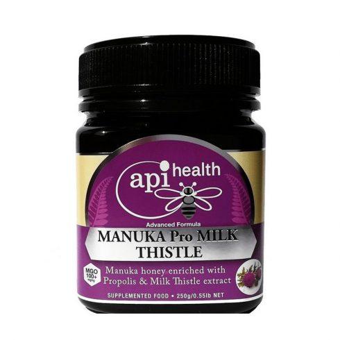 ApiHealth Manukaméz propolisszal és máriatövis kivonattal 250 g