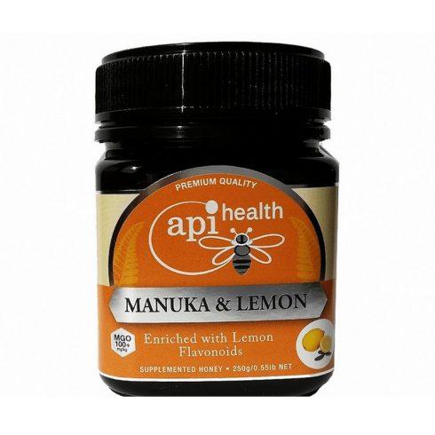 Apihealth Manukaméz citrom flavonoidokkal 250 g