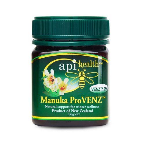 Apihealth Manuka ProVENZ Méhméreggel, Propolisszal 250 g
