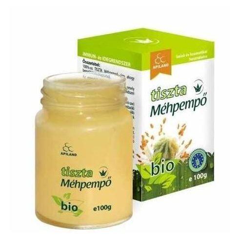 Apiland Tiszta Méhpempő Bio 100 g