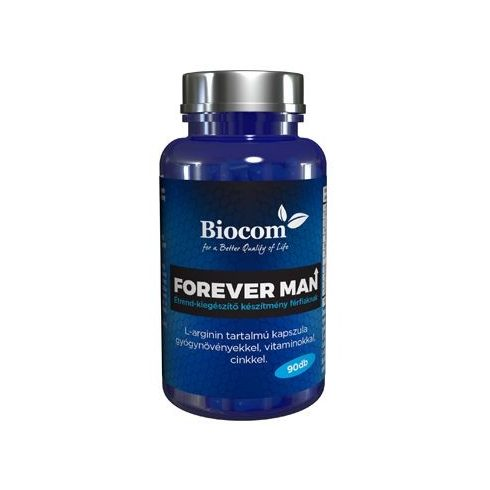 Biocom Forever Man kapszula 90 db