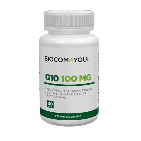 Biocom Coenzym Q10 100 mg kapszula 30 db