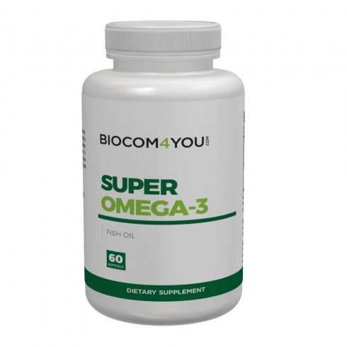 Biocom Super Omega-3 kapszula 60 db