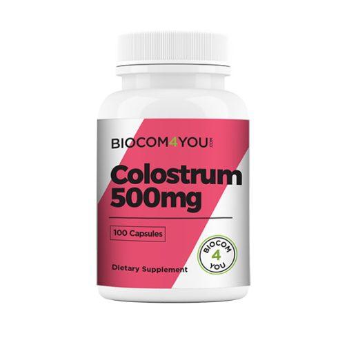 Biocom Colostrum kapszula 100 db