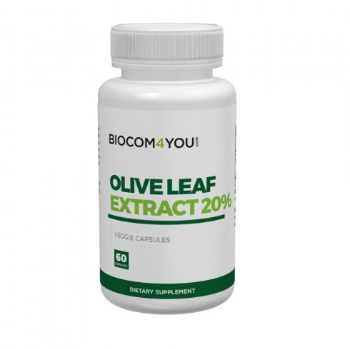 Biocom Ökonet Olive Leaf Extract Olajfalevél kapszula 60 db