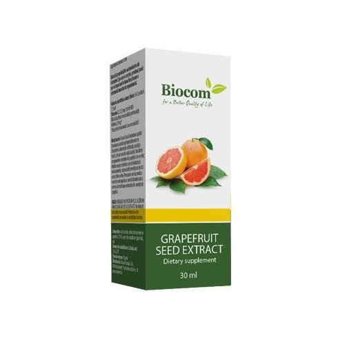 Biocom Grapefruit mag kivonat 30 ml