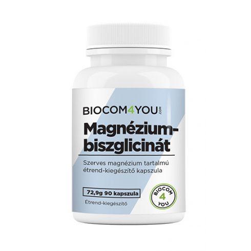 Biocom MAG-C+B6-vitamin kapszula 90 db