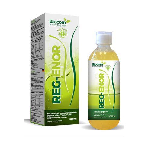 Biocom Reg-Enor (Regenor) Tejsavó C-vitaminnal 500ml