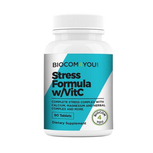 Biocom Stress Formula 90 db tabletta