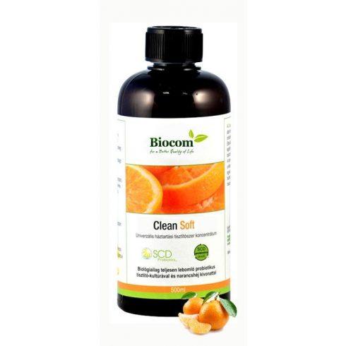 Biocom Ökonet Clean Soft tisztítószer koncentrátum 500 ml