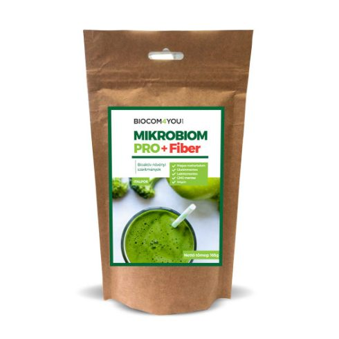 Biocom Mikrobiom-Pro rost,utántöltő 165 g