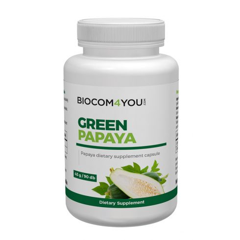 Biocom Green Papaya kapszula 90 db