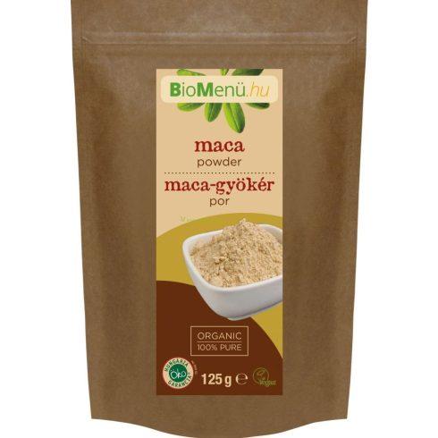 Biomenü Bio Maca-gyökér por akció,125 g