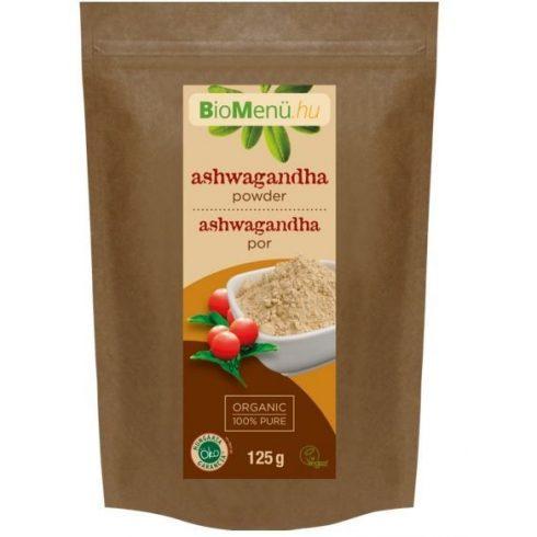BioMenü bio Ashwagandha por 125 g