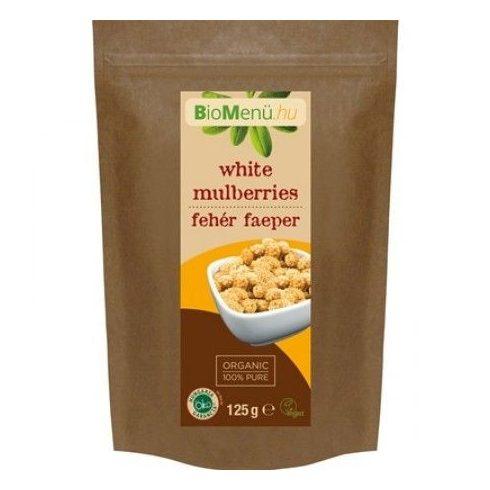 BioMenü bio fehér faeper 125 g