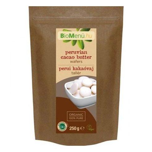 Biomenü bio perui kakaóvaj tallér,250 g