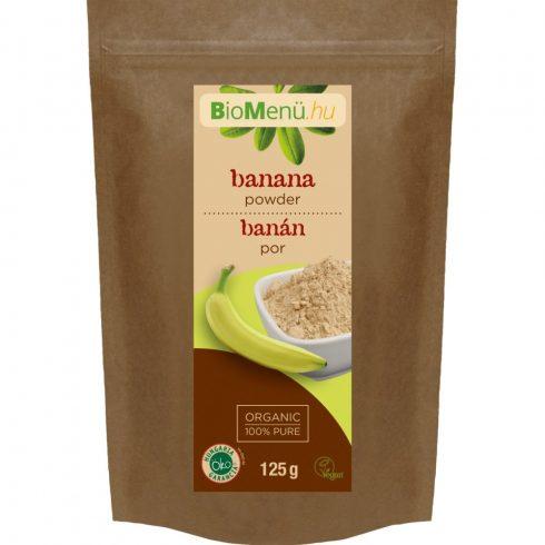 BioMenü bio banán por 125 g