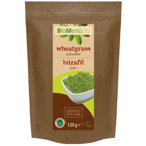 Biomenü bio búzafű por 125 g