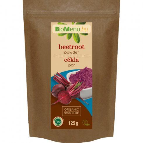 BioMenü bio cékla por 125 g