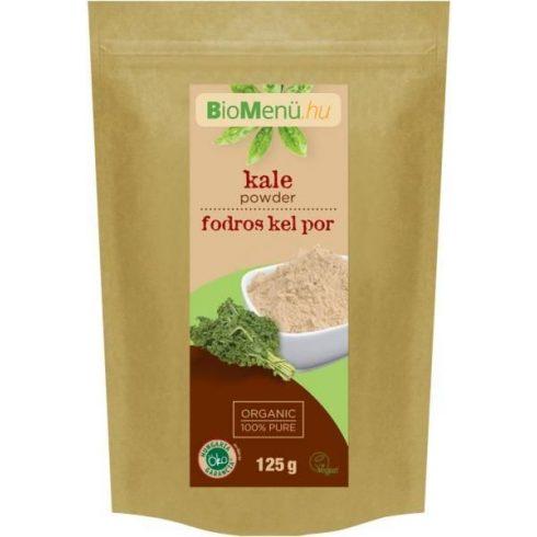 BioMenü bio fodros kel por 125 g