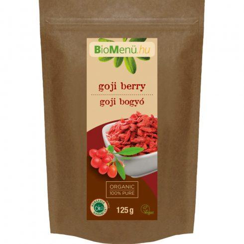 BioMenü bio goji bogyó 125 g