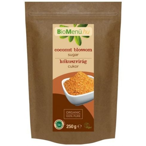 BioMenü bio kókuszvirág cukor 250 g
