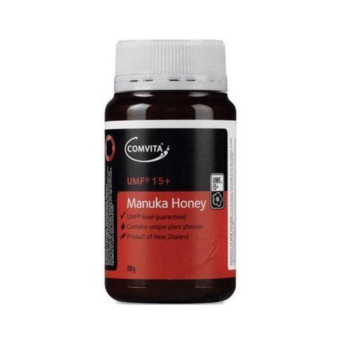 Comvita Manuka Méz 15+ 100% Manuka növényből 250 g