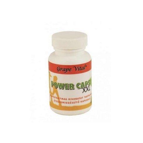Dr.Csabai Grape Vital Power Caps XXL Grapefruit mag kapszula 60 db