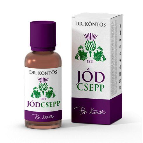 Dr. Köntös Jódcsepp 30 ml