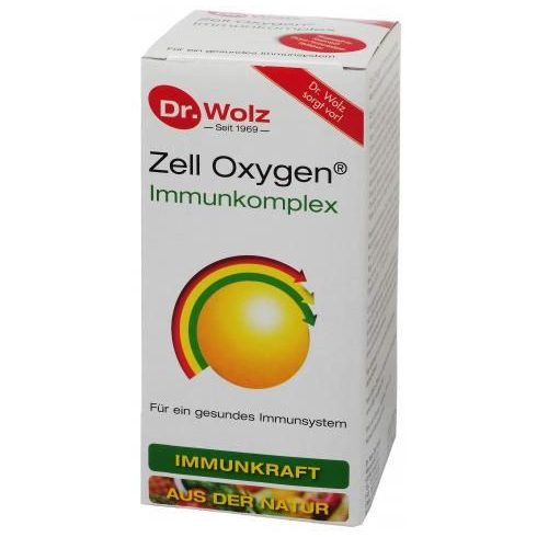 Dr.Wolz Zell Oxygen Immunkomplex koncentrátum 250ml