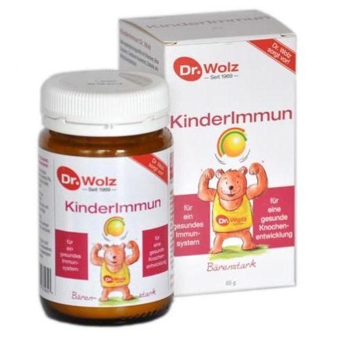 Dr.Wolz Kinderimmun gyerekvitamin porkoncentrátum 65g