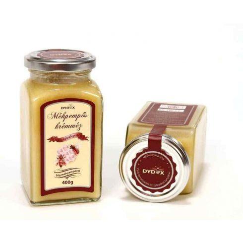 Dydex Méhpempős krémméz 20g friss méhpempővel 400 g