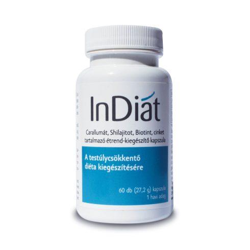 InDiat kapszula a diéta kiegészítésére 60 db