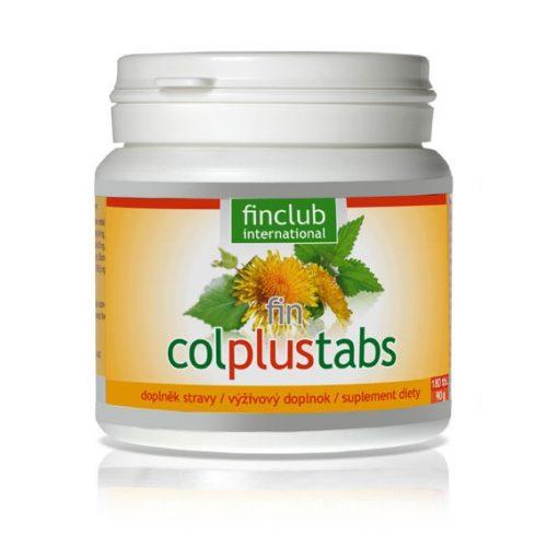 Fin Colplustabs tabletta inulinnal 180 db