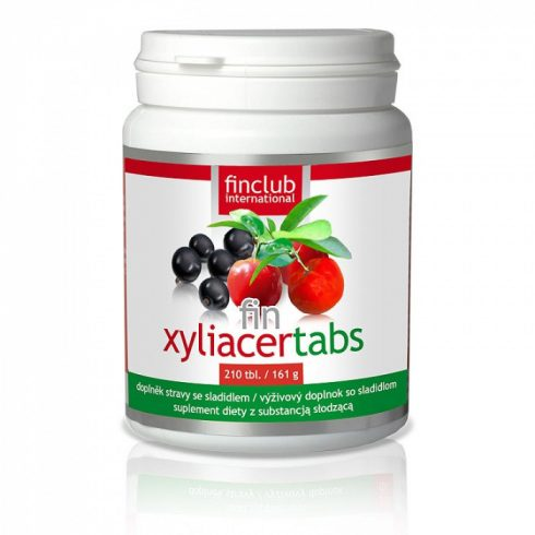 Fin Xyliacertabs C-vitamin tabletta 210 db