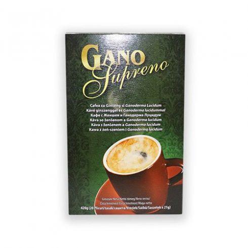 Gano excel Supreno kávé 20 db