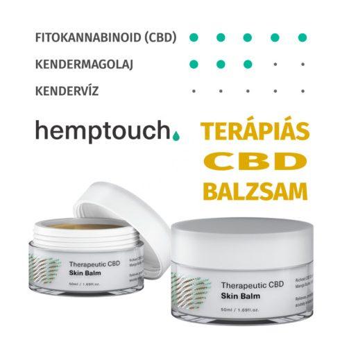 Hemptouch Terápiás CBD bőrbalzsam (50 ml)
