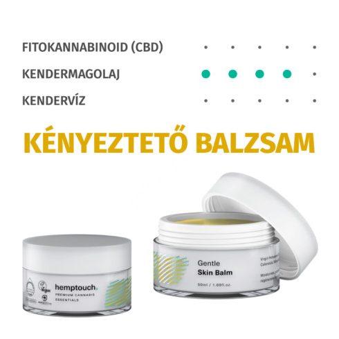 Hemptouch Kímélő balzsam (50 ml)