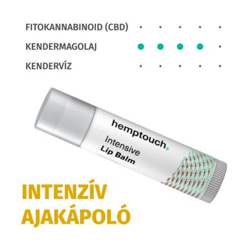 Hemptouch Intenzív ajakbalzsam - Hemptouch