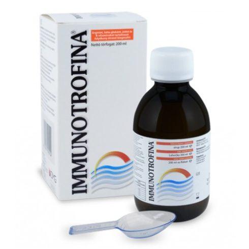 Immunotrofina szirup