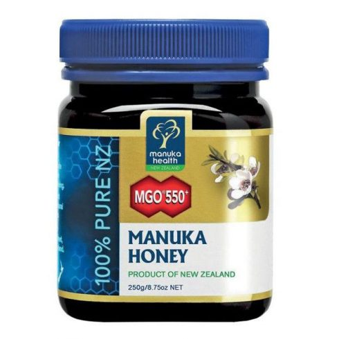 Manuka Health MGO 550+ Manuka méz 250g