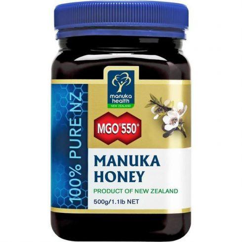 Manuka Health MGO 550+ Manuka méz 500 g