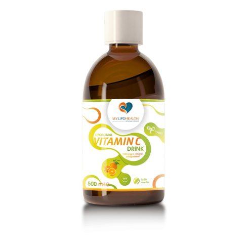 MyLipoHealth Liposomal Vitamin C ital 500 ml (50 adag)