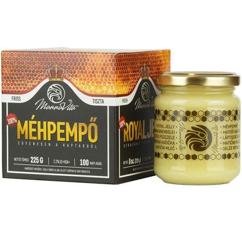 Mannavita 100% Méhpempő, hagyományos 225 g