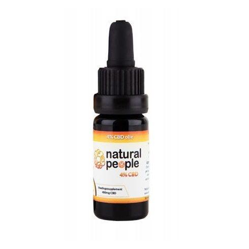 Natural People 4%-os CBD olaj, 10 ml