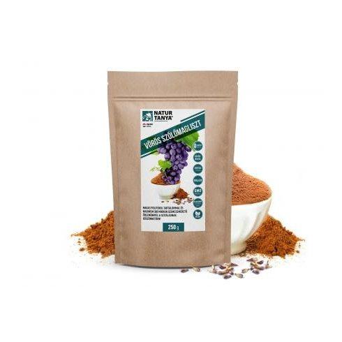 Dr. Natur Étkek Vörös Szőlőmagliszt mikroőrlemény, 250 g