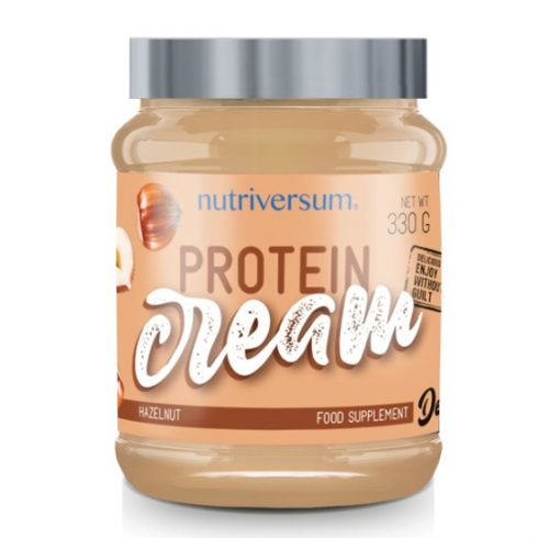 Nutriversum Protein Cream 330 g - mogyoró